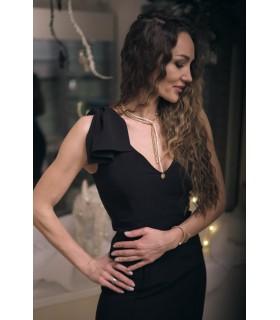 Сукня чорна з бантом 1 - Respected-Person