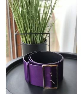 Ремінь фіолетовий широкий - Respected-Person