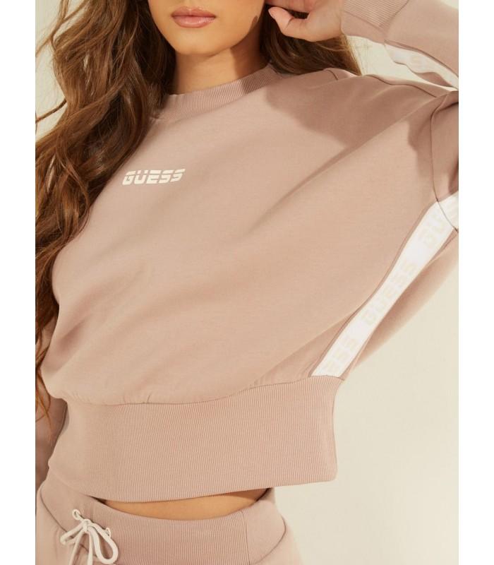 Пуловер спортивний пильно-рожевий