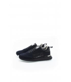 Кросівки сині з натуральної замші - Respected-Person