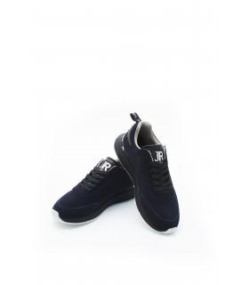 Кросівки сині з натуральної замші 1 - Respected-Person