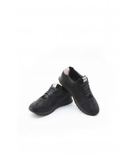 Кросівки чорні в стрази 1 - Respected-Person