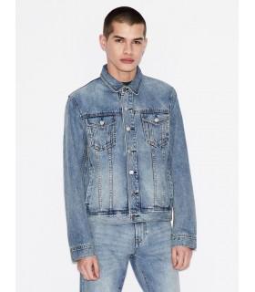 Куртка-піджак з деніму чоловічий - Respected-Person