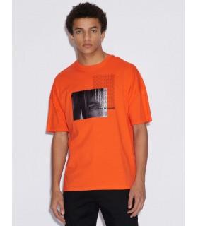 Футболка чоловіча оранжева - Respected-Person
