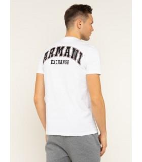 Футболка чоловіча біла з надписом на спині 1 - Respected-Person