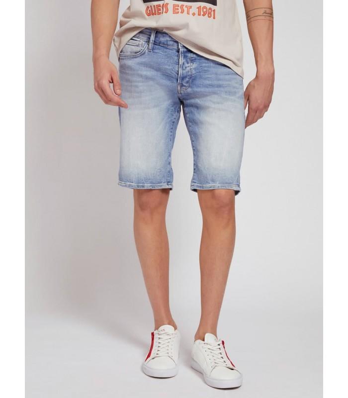 Шорти чоловічі джинсові завужені