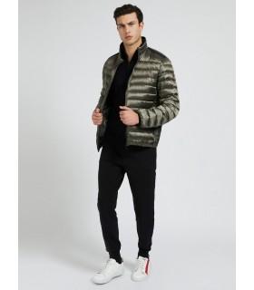 Куртка чоловіча оливкова 1 - Respected-Person