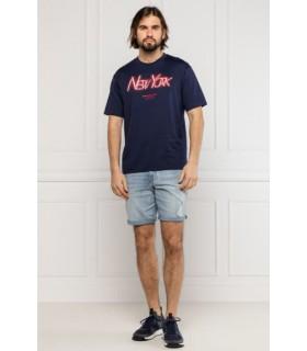 Шорти чоловічі джинсові світлі 1 - Respected-Person