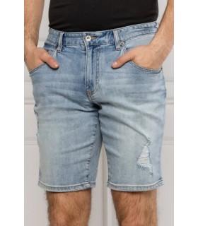 Шорти чоловічі джинсові світлі - Respected-Person