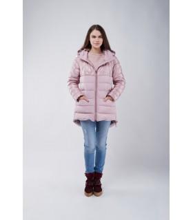 Куртка рожева в ромби 1 - Respected-Person