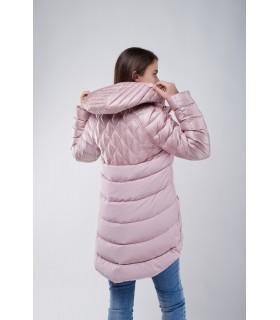 Куртка рожева в ромби - Respected-Person