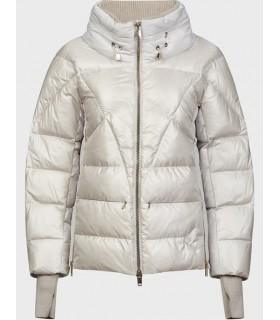 Куртка перлинна з трикотажними вставками - Respected-Person
