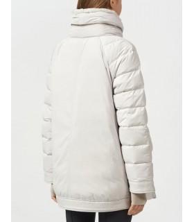 Куртка перлинна з кишенями з хутра 1 - Respected-Person
