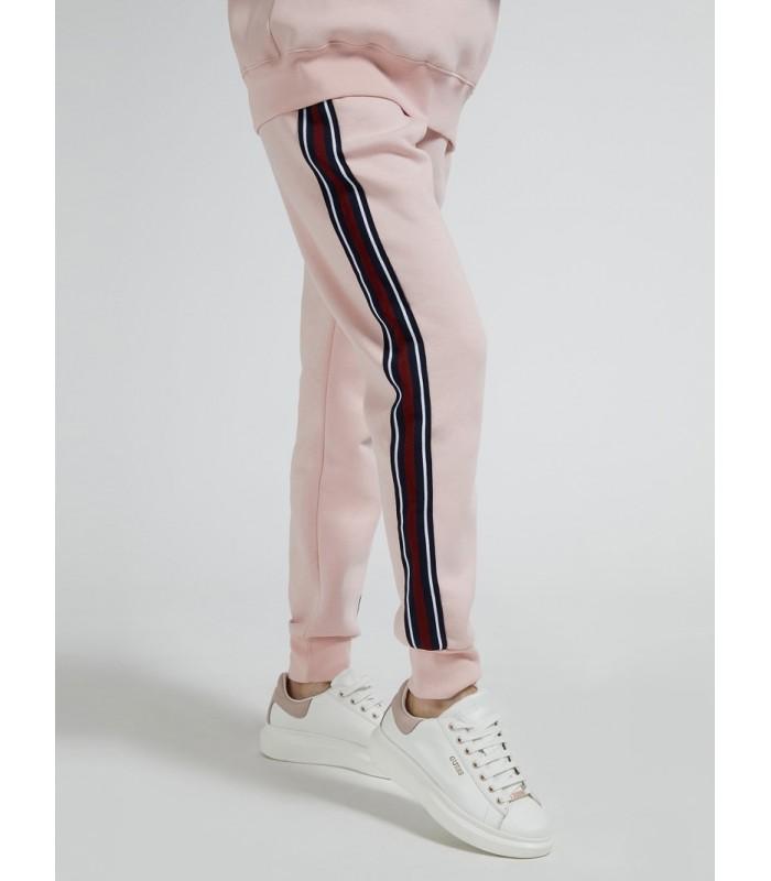 Штани-джогери спортивні рожеві