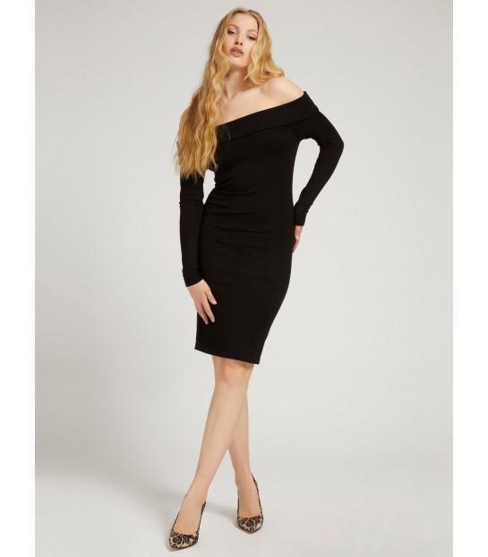Сукня чорна трикотажна - Respected-Person