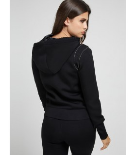 Кофта чорна спортивна жіноча 1 - Respected-Person