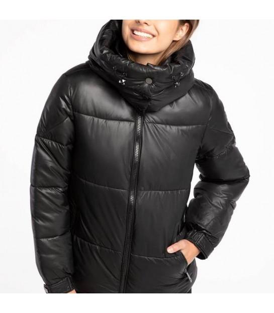 Куртка жіноча чорна - Respected-Person