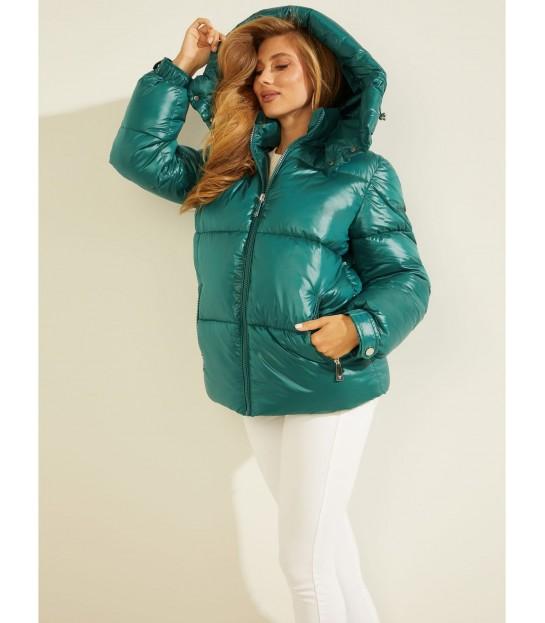 Куртка жіноча зелена - Respected-Person