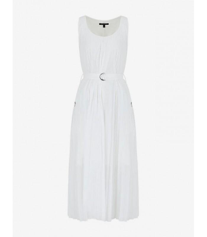 Сукня біла довга жата