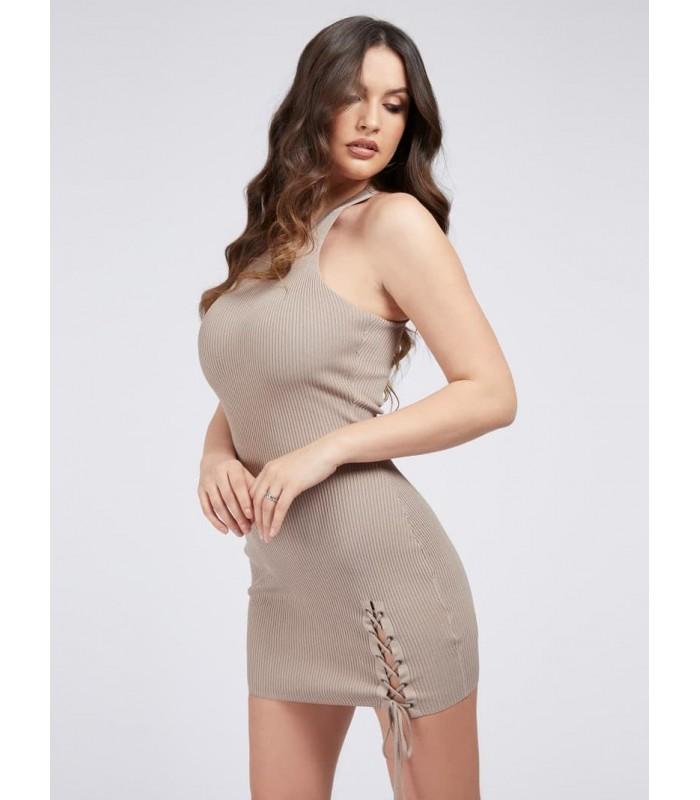 Сукня-резинка капучино