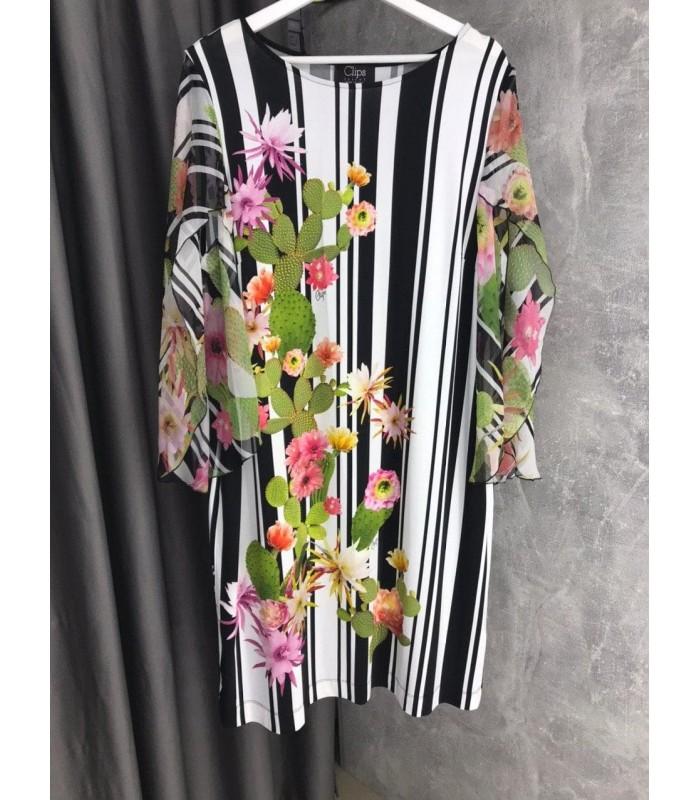 Сукня в кактуси з віскози