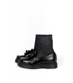Туфлі зі стрейчевим верхом - Respected-Person