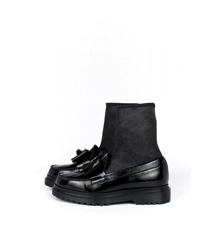 Туфлі зі стрейчевим верхом