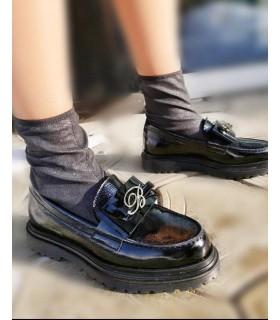 Туфлі зі стрейчевим верхом 1 - Respected-Person